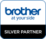 Ink4Less is an authorized Brother Silver Partner member.